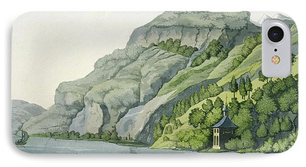Chapel Of William Tell, From Customs Phone Case by Vittorio Raineri