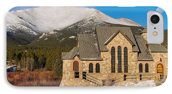 Chapel On The Rock IPhone Case by Aaron Spong