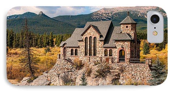 Chapel On The Rock IPhone Case by John Bielick