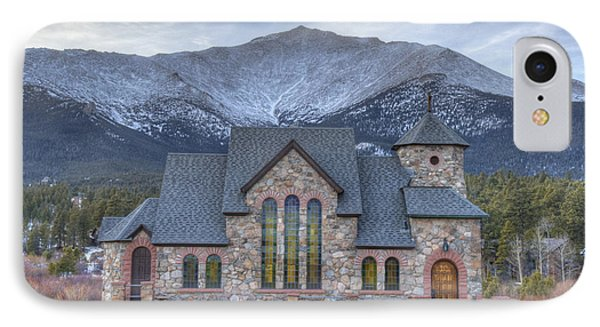 Chapel On The Rock IPhone Case by Juli Scalzi
