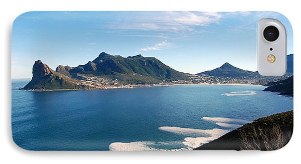 IPhone Case featuring the photograph Chapman's Peak by Harvey Barrison
