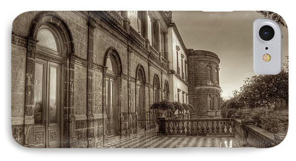 Chapultepec Castle IPhone Case