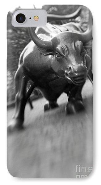 Charging Bull 2 IPhone Case