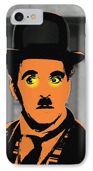 Charles Chaplin Charlot In The Great Dictator IPhone Case