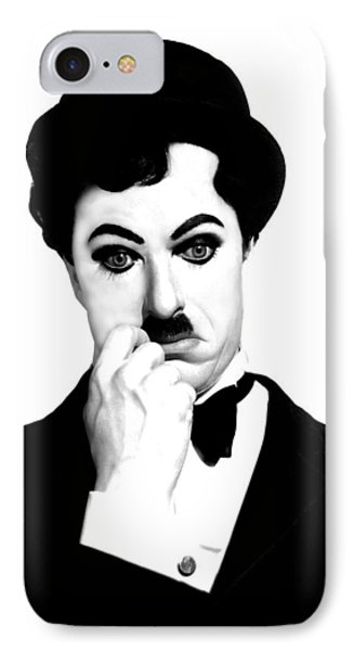 Charles Chaplin IPhone Case