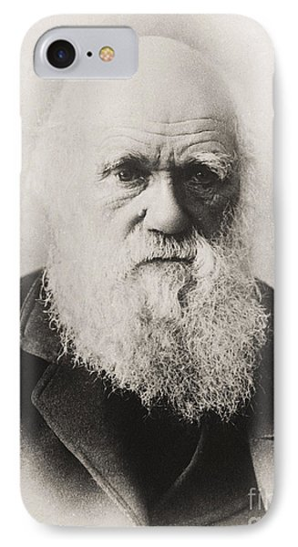 Charles Darwin IPhone Case by English School
