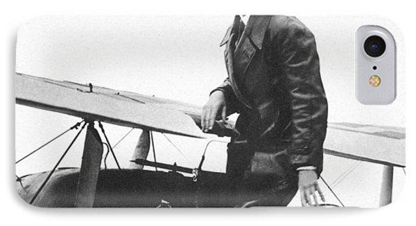 Charles Lindbergh IPhone Case