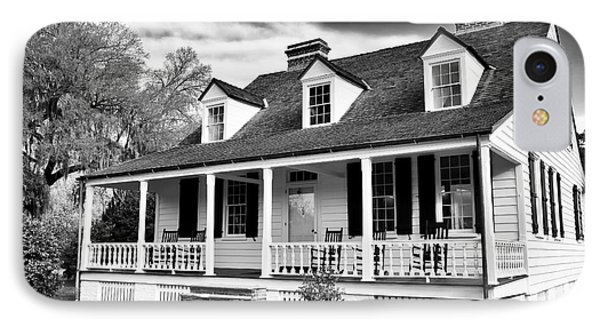 Charles Pickney House Phone Case by John Rizzuto