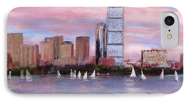 Charles River Boston Phone Case by Jack Skinner
