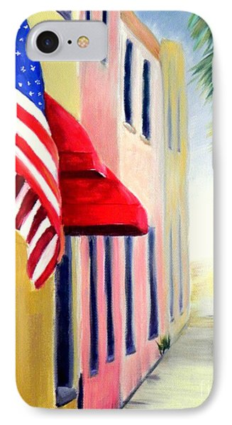 Charleston Alley IPhone Case by Shelia Kempf