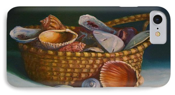 Charleston Basket IPhone Case by Dorothy Allston Rogers