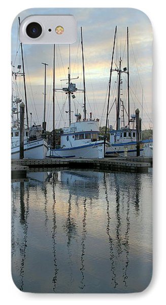 Charleston Boats IPhone Case by Suzy Piatt
