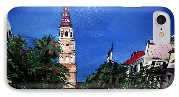 Charleston Church Street  IPhone Case