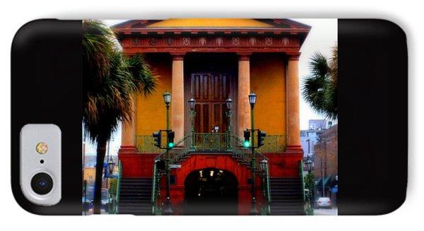 Charleston Phone Case by Karen Wiles