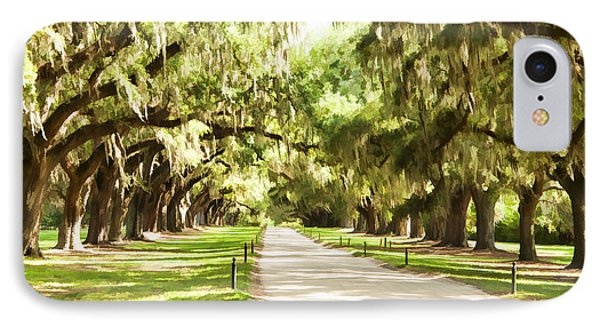 IPhone Case featuring the photograph Charleston by Linda Blair