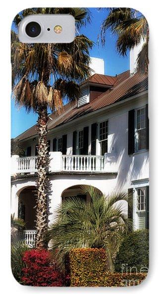 Charleston Living Phone Case by John Rizzuto