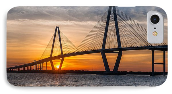 Charleston Sun Setting  IPhone Case