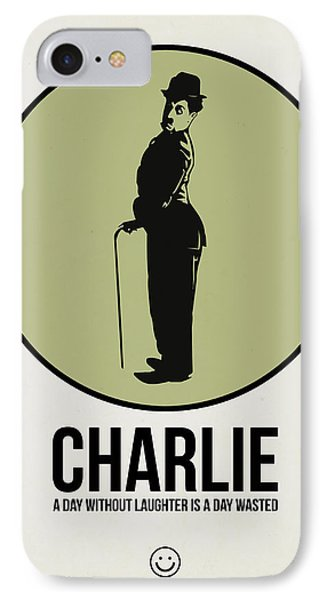 Charlie Poster 1 IPhone Case