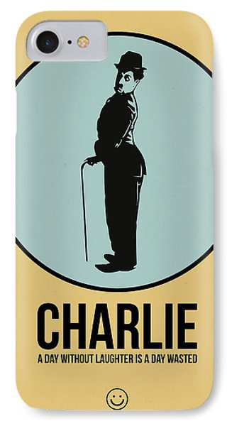 Charlie Poster 2 IPhone Case