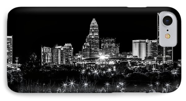 Charlotte Night Phone Case by Chris Austin