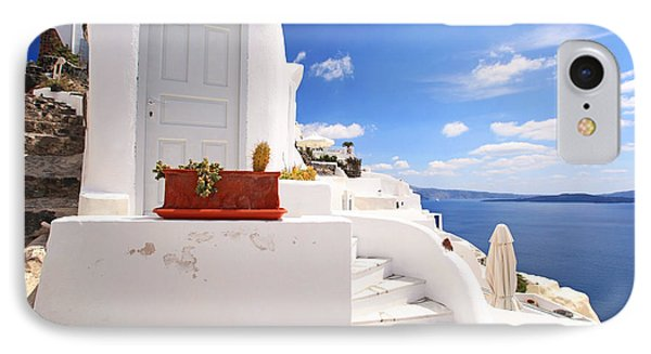 Charming Architecture IPhone Case by Aiolos Greek Collections