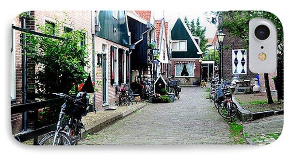 IPhone Case featuring the photograph Charming Dutch Village by Joe  Ng