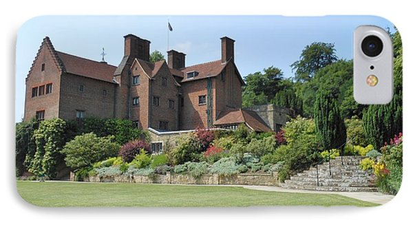Chartwell Churchill Home IPhone Case by Kay Gilley