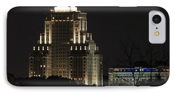 Chase Park Plaza From Art Hill IPhone Case