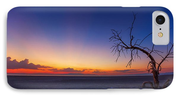Chasing The Sun IPhone Case by Tassanee Angiolillo