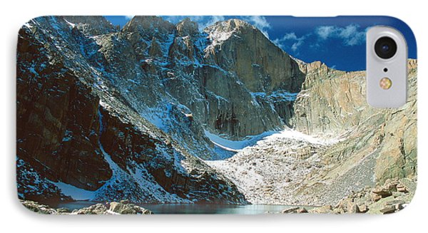 Chasm Lake Phone Case by Eric Glaser