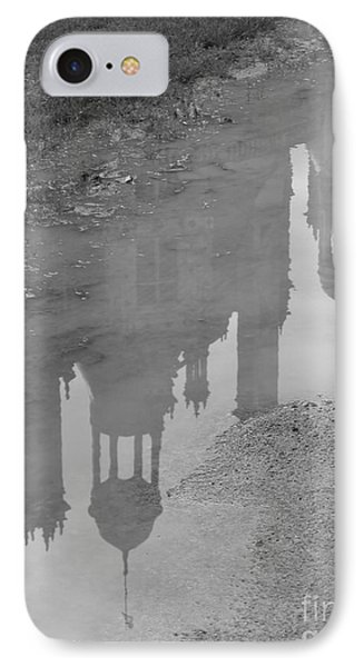 Chateau Chambord Reflection IPhone Case