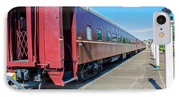 IPhone Case featuring the photograph Chattanooga Choo Choo 1 by Susan  McMenamin