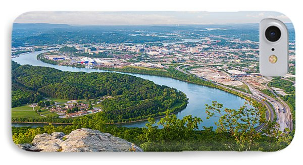 Chattanooga Spring Skyline IPhone Case