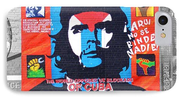 Che Guevara IPhone Case by Nina Ficur Feenan