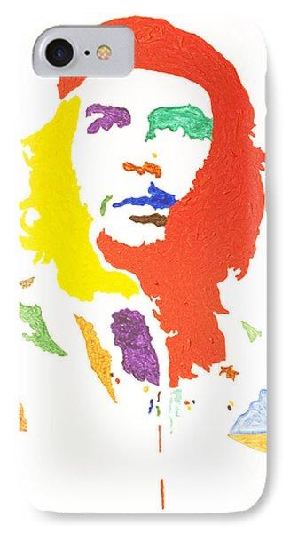Che Guevara IPhone Case by Stormm Bradshaw
