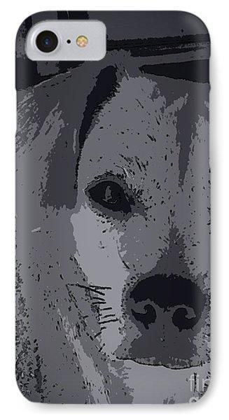 Cheagle Eye's IPhone Case