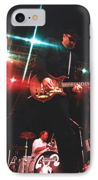 Cheap Trick-95-rick-3 Phone Case by Gary Gingrich Galleries