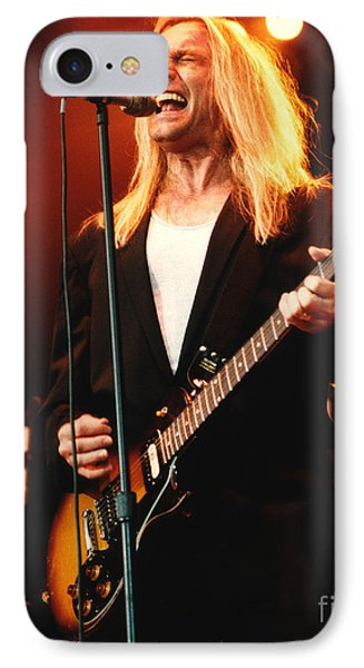 Cheap Trick-95-robin-2 Phone Case by Gary Gingrich Galleries