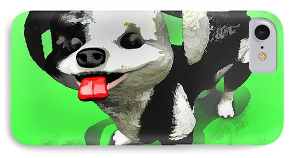 IPhone Case featuring the painting Checkmate by Dave Luebbert