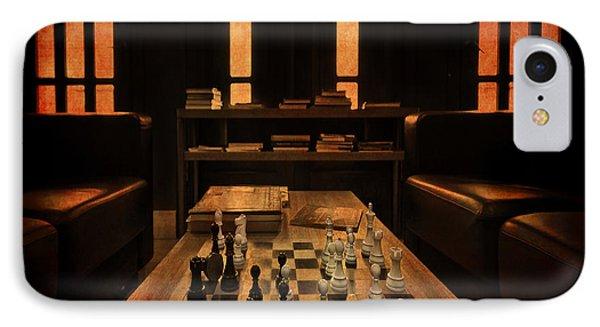 Checkmate Phone Case by Evelina Kremsdorf