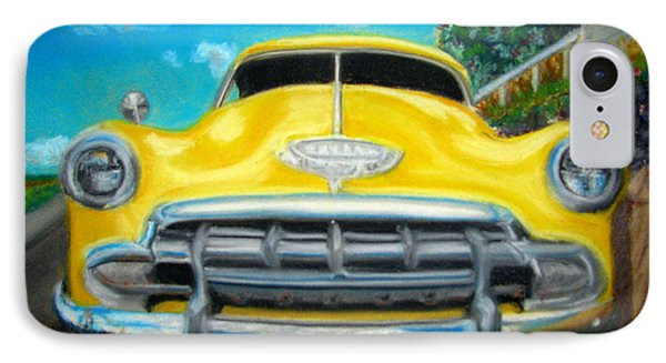 Cheerful Chevy IPhone Case