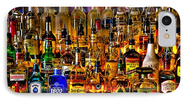 Cheers - Alcohol Galore Phone Case by David Patterson
