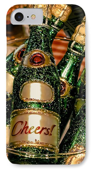 Cheers Phone Case by Colleen Kammerer