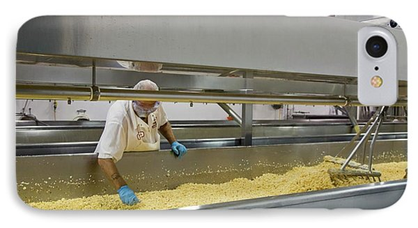 Cheese Factory IPhone Case by Jim West
