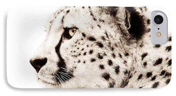 Cheetah IPhone Case by Jacky Gerritsen