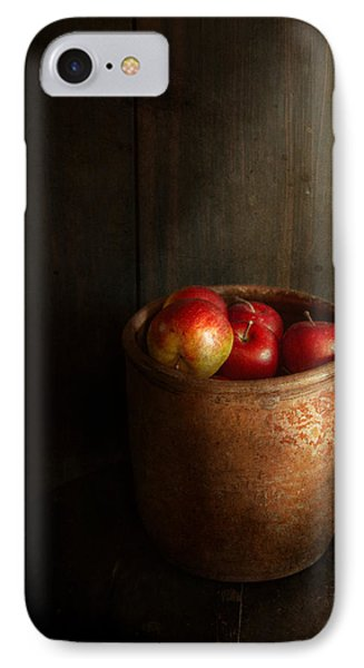 Chef - Fruit - Apples Phone Case by Mike Savad