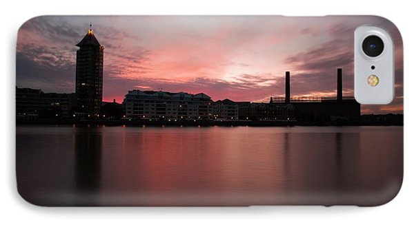 IPhone Case featuring the photograph Chelsea Harbour 2 by Mariusz Czajkowski