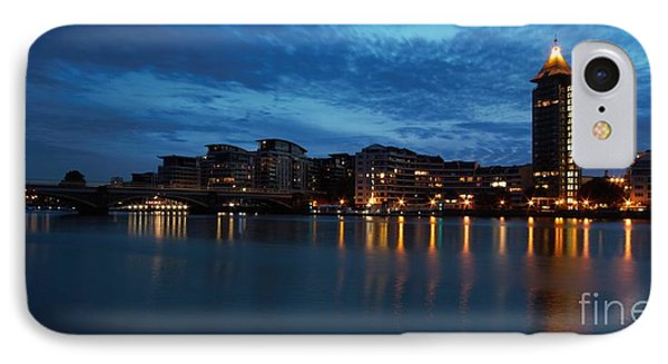 IPhone Case featuring the photograph Chelsea Harbour London by Mariusz Czajkowski