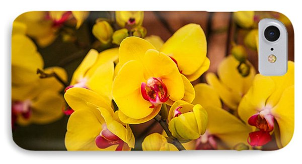 IPhone Case featuring the photograph Chelsea Yellow by Ross Henton