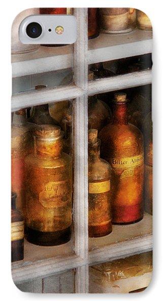 Chemist - Flavor Lab Phone Case by Mike Savad